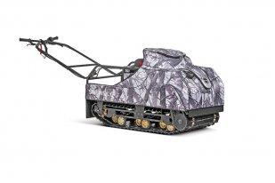 Мотобуксировщик (мотособака) Baltmotors SNOWDOG STANDARD RATO 15 (ЭЛЕКТРОСТАРТЕР)