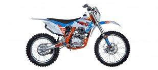 Мотоцикл кроссовый KAYO K1 250 MX 21/18 (2018 г.)