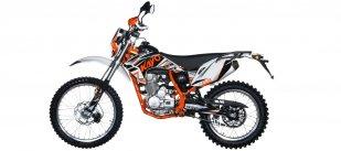 Мотоцикл кроссовый KAYO T2 250 ENDURO 21/18 (2018 г.)
