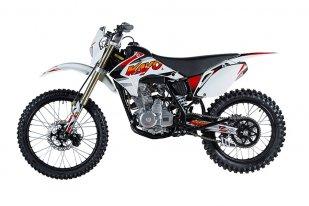 Мотоцикл кроссовый KAYO T2 250 MX 21/18 (2017 г.)