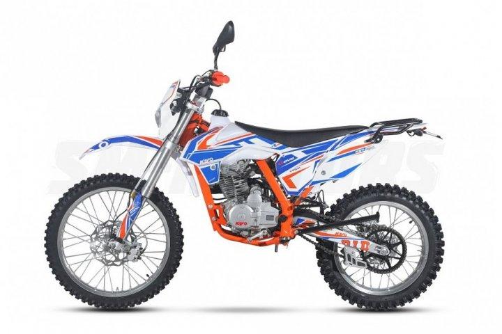 Мотоцикл кроссовый KAYO T2 250 MX 21/18 (2019 г.)