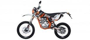 Мотоцикл кроссовый KAYO T4 250 ENDURO 21/18 (2018 г.)