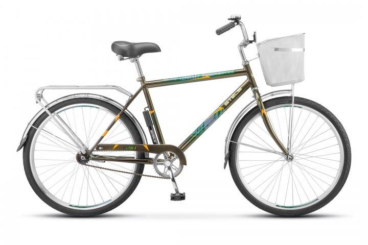 Велосипед Stels Navigator-210 Gent 26